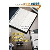 img - for Writing Papers in Psychology - 7th (Seventh) Edition book / textbook / text book