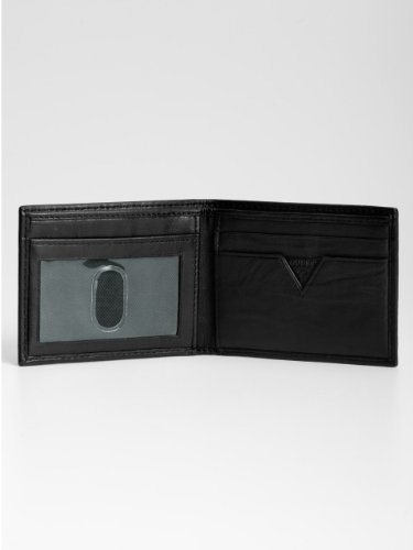 GUESS Wood Slim Billfold Wallet