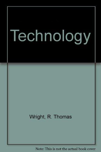 Technology, Student Activity Manual