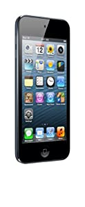 "Apple iPod touch 5G 64GB - Reproductor de MP3 (64 GB de capacidad, pantalla táctil de 4"", Wifi, Bluetooth, cámara 5 Mp) color negro (importado)"