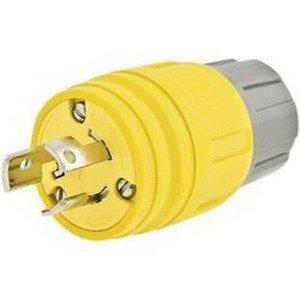 hubbell wiring 26w09h twist lock watertight locking plug 4. Black Bedroom Furniture Sets. Home Design Ideas