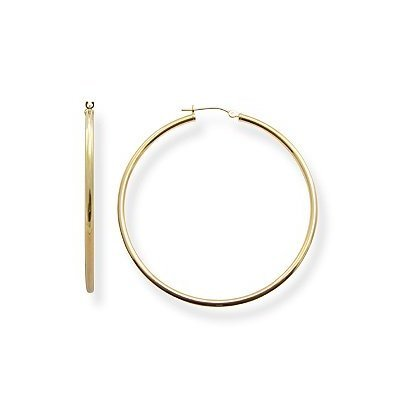 gold hoops with name. 14k Gold Hoop Earrings,