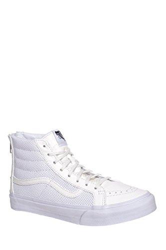 Sk8-Hi Slim Perf Leather High Top Sneaker
