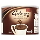 240 Servings 6kg Galaxy Instant Gourmet Hot Chocolate Drink Luxury Cocoa Powder Best Gift Set Home Commercial Business Supplies Hotel Restaurant Pub Bar B&B Cafe Cafeteria