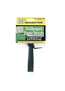 5 x Bags Of Wallpaper Paste 12 Pint Bags Plus Free Wallpaper Paste Brush by 151