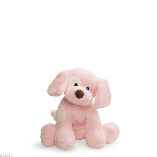 Gund Baby Spunky Small Pink Plush 8