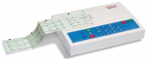 Cheap Schiller Cardiovit At-1, 3 Channel, 12 Lead ECG System with Interpretation (9.190000C)
