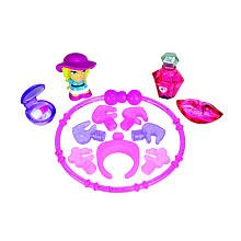 Squinkies Barbie Makeup Surprize Bracelet and Ring Set