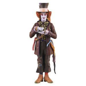 Tim Burton's Disney's Alice in Wonderland Mad Hatter Ultra Detail Action Figure