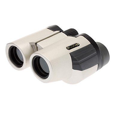 Gt Practical Binocular For Concerts And Bird-Watching (10X25) - Silver With Black
