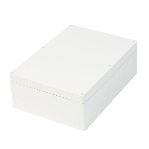 290Mmx210Mmx100Mm Water Proof Enclosure Case Junction Box Off White