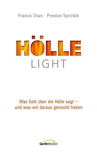 Hölle light von Karl-Heinz Vanheiden