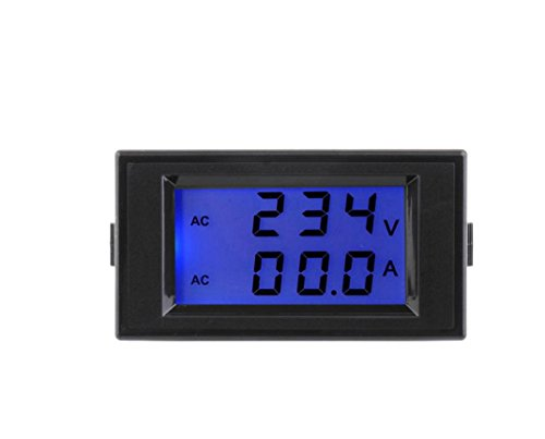 Digital Amp Meter Panel : Cheap price zfe® ® ac digital ammeter voltmeter lcd panel amp volt