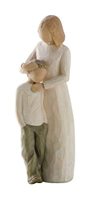 Willow Tree - Mother And Son Figurine, Susan Lordi 26102 by DEMDACO - Home