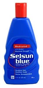 Selsun Blue Naturals Dandruff Medicated 325 ml