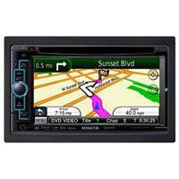 See Kenwood Dnx-6160 6.1-Inch Multimedia Navigation Receiver with Bluetooth Details