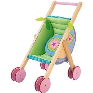 Haba Wooden Doll Buggy - DS
