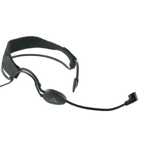 Av-Jefes Cm518H-Sh4 Headband Headset Microphone Ta4F Connector For Shure