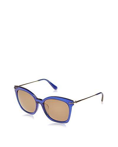 Alexander McQueen Occhiali da sole AMQ 4284/F/S_8PD (56 mm) Blu