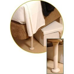 Bed Riser - Twin-7 - Set of 6 Sand  7 hB0000TR5ZO : image