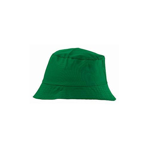 100-coton-unisexe-chapeau-de-seau-cap-de-soleil-pour-la-peche-festival-de-plage-pecheur-vert