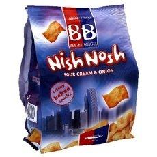 Beigel Cracker Crisps - Sour Cream & Onion 10.6Oz.