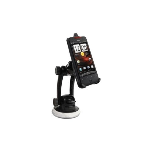 Click to buy OEM verizon HTC droid incredible 2-in-1 windshield/dashboard car mount with detachable swivel clip holster - From only $14.99