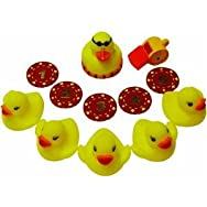 Water Sports 82056 Chuck The Duck Pool Game-CHUCK THE DUCK