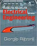 img - for Principles and Applications of Electrical Engineering 5th (fifth) edition Text Only book / textbook / text book