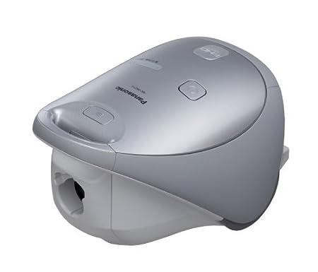 Panasonic 電気掃除機(紙パック式) クリスタルシルバー MC-PA21G-S