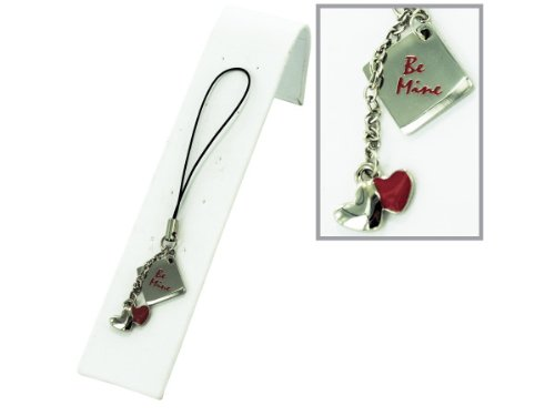 Wholesale Set Of 16, Be Mine Cell Phone Strap (Electronics, Cell Phone Accessories), $2.28/Set Delivered