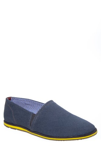 Ben Sherman Men's Marx Canvas Slip On Shoe