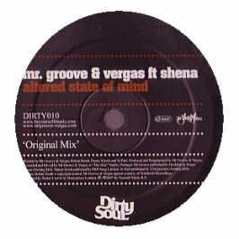 Mr Groove & Vergas Ft Shena - Mr Groove & Vergas Ft Shena / Altered