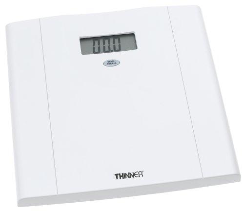 Cheap Thinner Scale by Conair TH200 Digital Precision Scale, White (TH200)