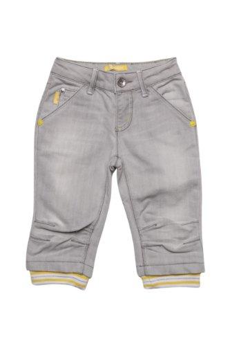 Phard Babe Jeans Jeans 3/4 MALTESE, bambina, Colore: Grigio, Taglia: 116