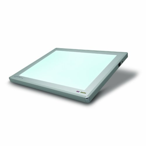 Artograph Lightpad Lightbox With 6-Inch By 9-Inch Work Surface