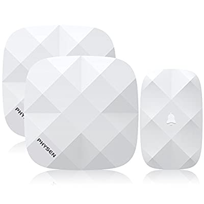 Physen Diamond Wireless Doorbell