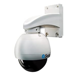 Swann SWPRO-750CAM-US Pro-750 Pan Tilt Zoom Camera with 3x Optical Zoom (White)