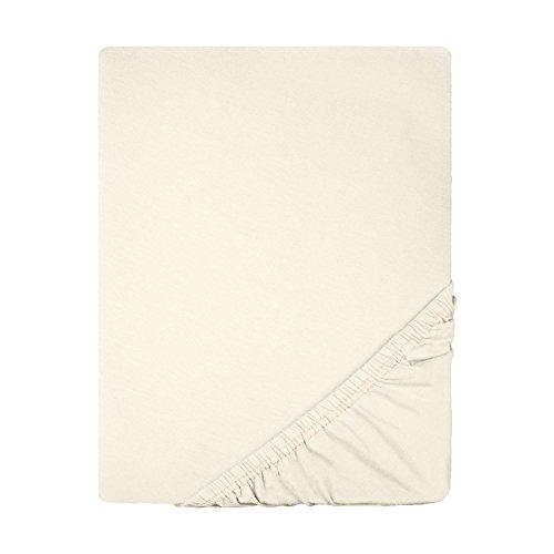 Spannbettlaken-Jersey-Baumwolle-viele-Farben-alle-Gren-Spannbetttuch-fr-Doppelbett-Matratzen-180-x-200-bis-200-x-200-cm-CelinaTex-0002812-Lucina-natur