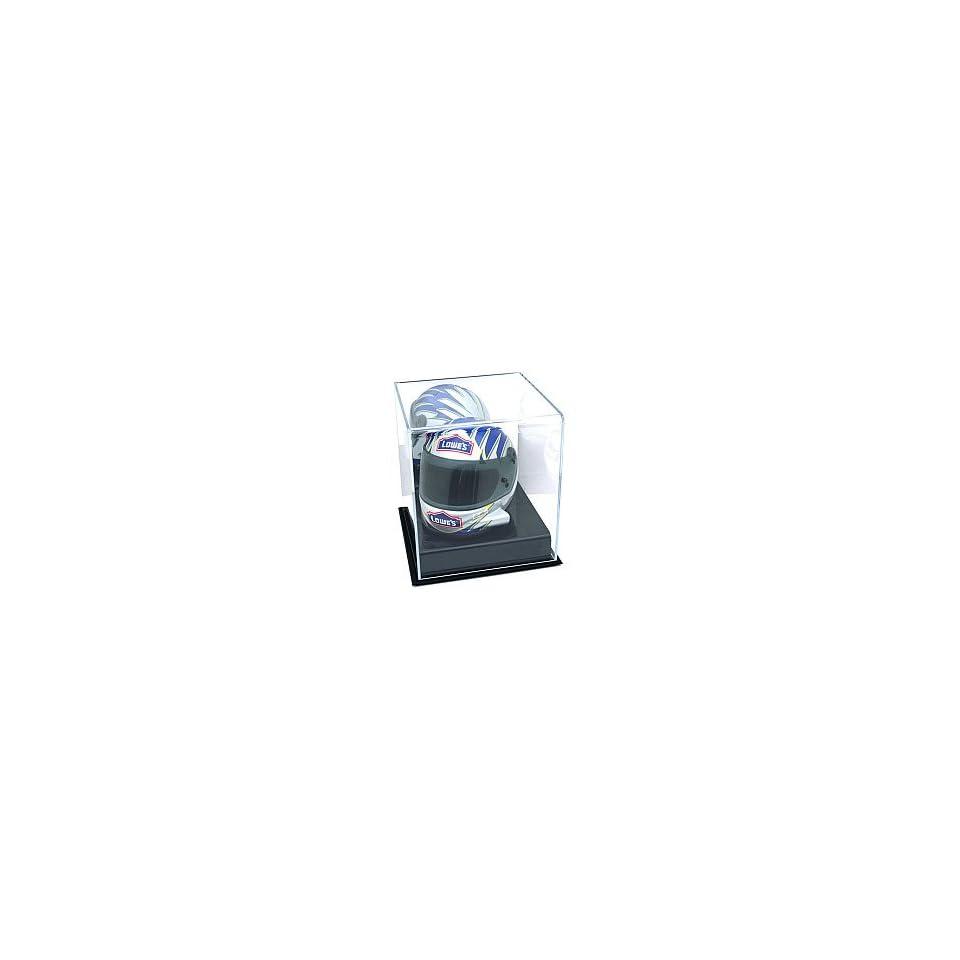 Mounted Memories NASCAR Mini Helmet Display Case with