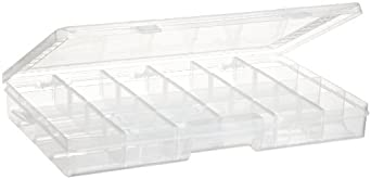 """Morris Products 53456 Plastic Tray, 14.1"""" x 9.1"""" x 1.9"""" Size"""