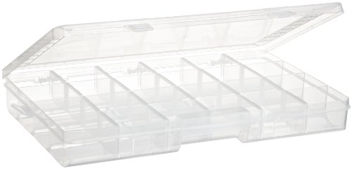 "Morris Products 53456 Plastic Tray, 14.1"" X 9.1"" X 1.9"" Size"