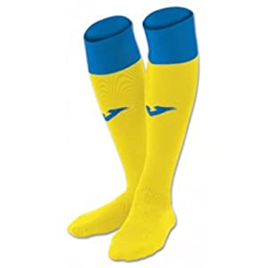 Joma Chaussettes Calcio Jaune / Bleu Taille - S (28/33)