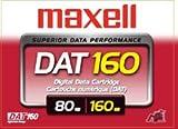 New Maxell DAT-160 Tapes, Maxell DDS-6 Maxell DAT160 Tape 80/160 GB, Part # 230010