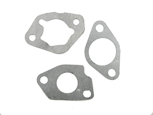 HIPA (Pack of 5) Replace Carb Carburetor Mount Gasket for HONDA GX340 GX390 Engine (Diaphragm Carburetor Honda compare prices)