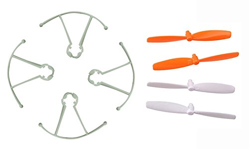 Holy Stone M62 M62R Propeller Protectors Blades Frame & blade Spare Part - 1
