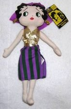 """Betty Boop """" Evening Gown"""" Collectible Rag Doll"""