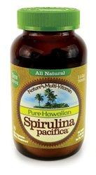 Nutrex Hawaii - All Natural Hawaiian Spirulina Pacifica, 1000Mg,180 Tablets