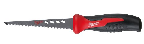 Milwaukee 48-22-0304 Drywall-Plaster Rasping Jab Saw, 6-Inches