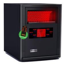 NEW iheater IH-1500B Quartz Infrared Portable Heater
